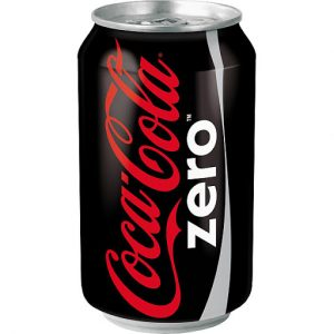 """Coca """"zero"""""""